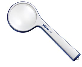 7001 Reading Magnifier S1-10D BLUE*
