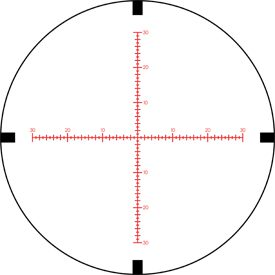 FX-MOA Illuminated Reticle