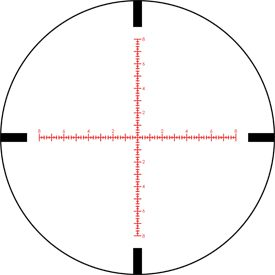 FX-MRAD Illuminated Reticle
