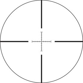 X-MRAD Reticle