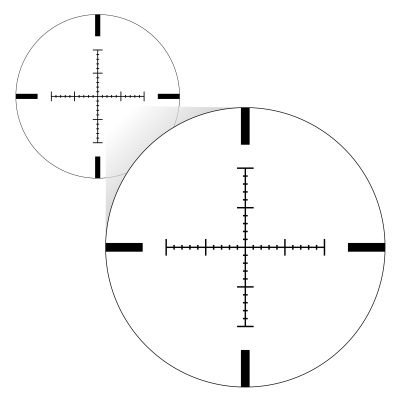 X-MOA Reticle